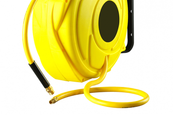 Wall Mounted Retractable Hose Reel