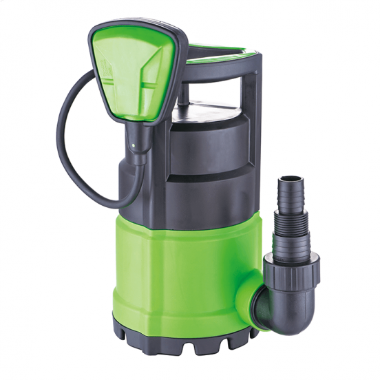 submersible pump with remote float switch