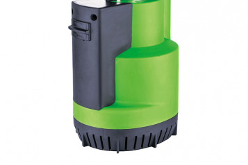 Submersible Pump with Integral Float