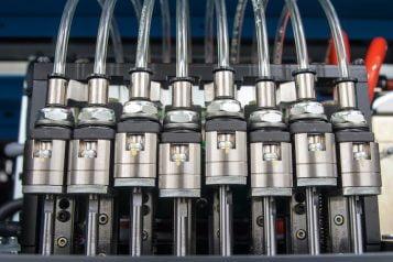 polyurethane hose for pneumatic lines