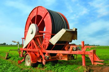 Agricultural watering equipment