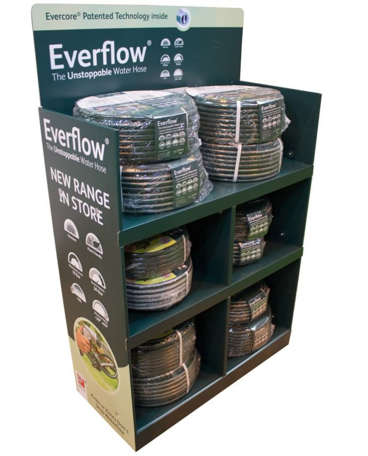 Everflow Display