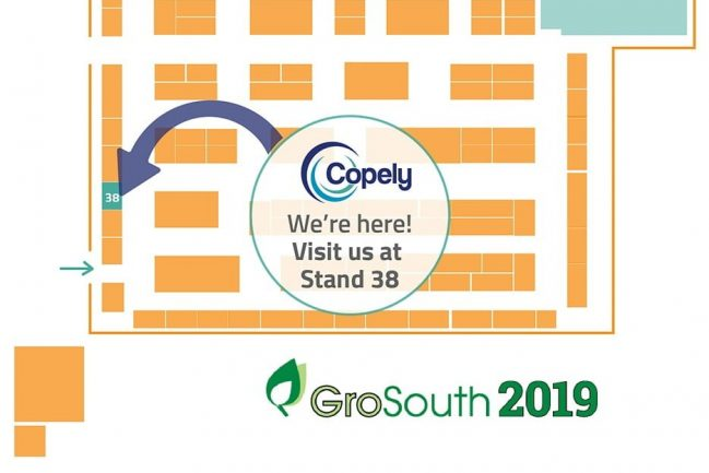 GroSouth Floor Plan Copely Stand 38
