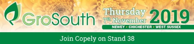 Copely GroSouth Stand 38