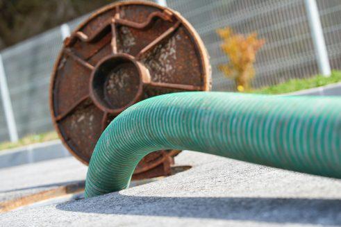 MDS Hose Sewage Application