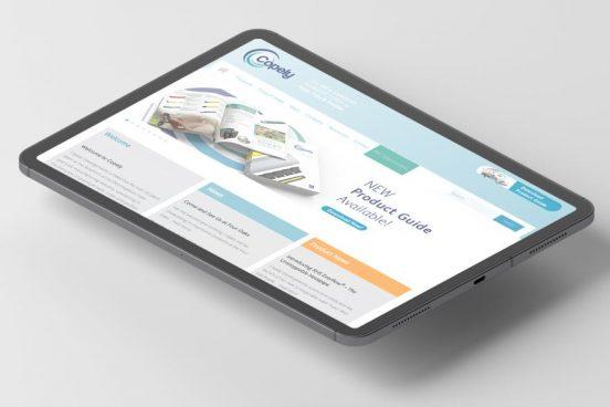 New Copely Website