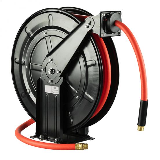 rubber air hose reel