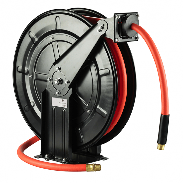 rubber air hose reel
