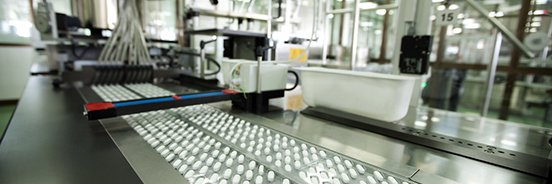 clear tube pharmaceutical application