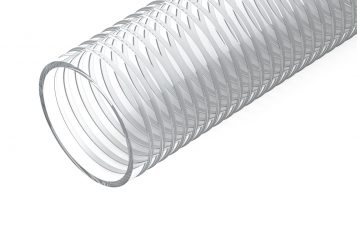 clear suction hose