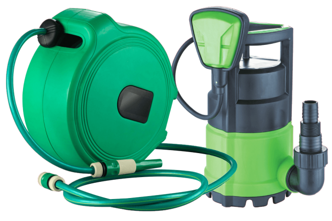 copely reels and submersible pumps range