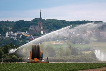 Irrigation Hose Example