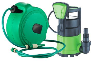 reels and submersible pumps