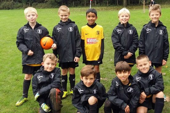 syston town sharks copely